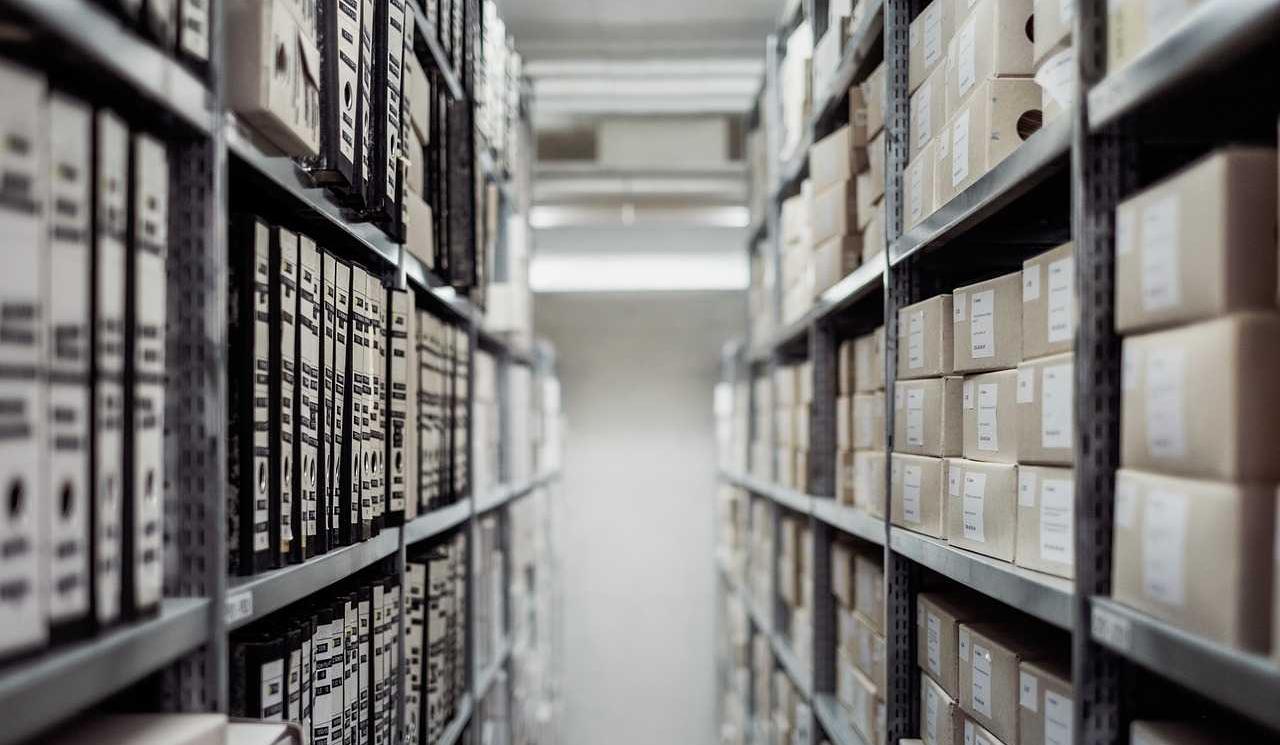 Archiv und Magazin