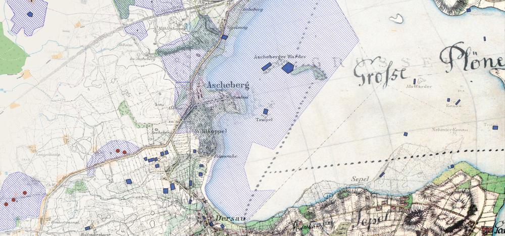Recherche und GIS-Analyse