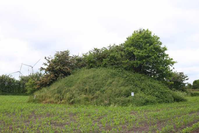 Grabhügel der Bronzezeit